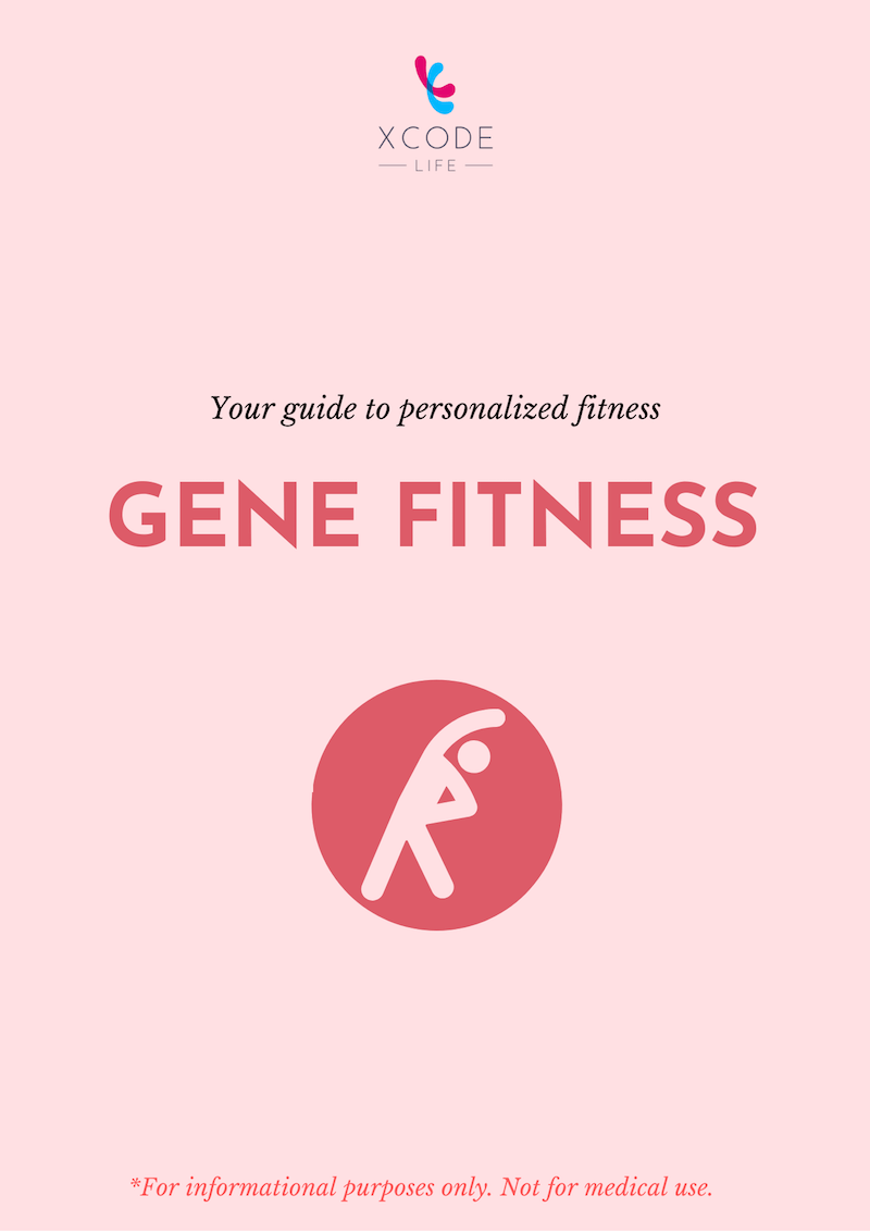xcode life fitness report