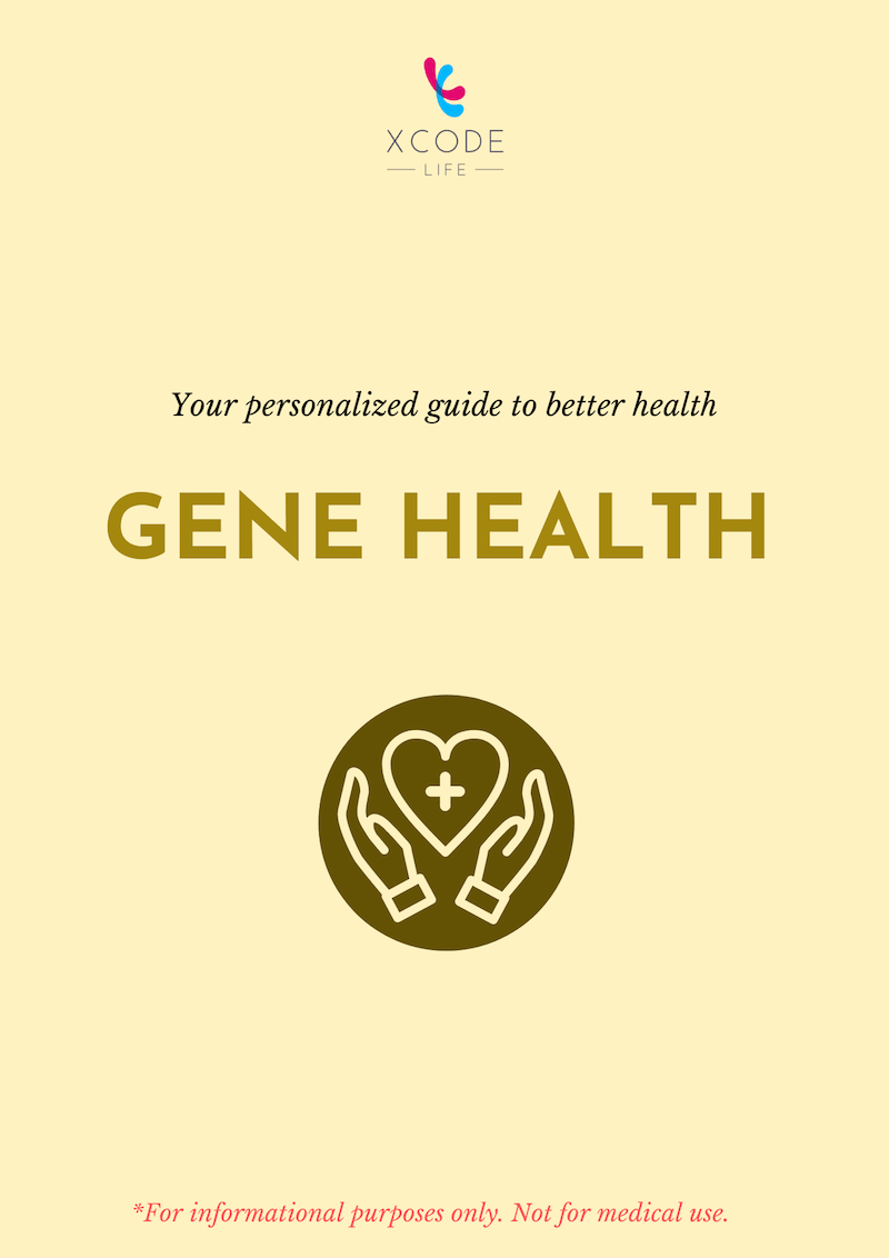 xcode life health report